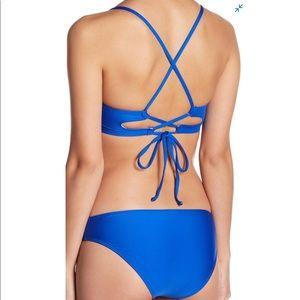 2 piece Royal blue bikini set